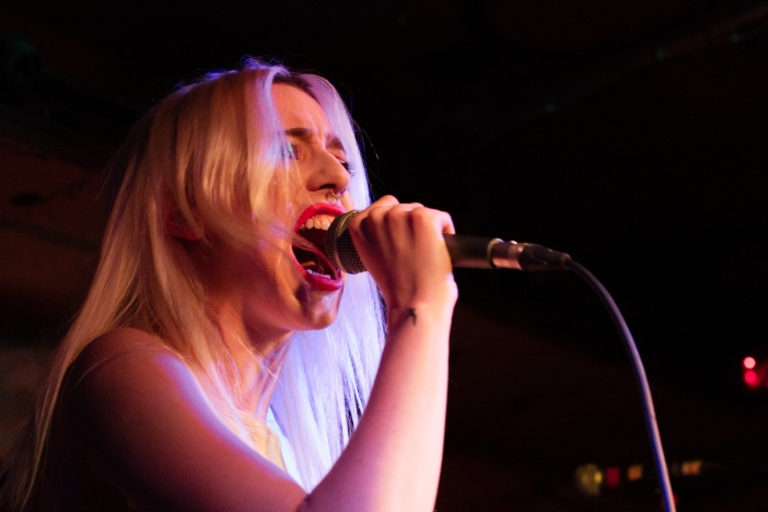 Du Blonde at The Shacklewell Arms, London