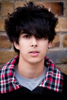 Cameron Sanderson Profile Photo Shoot